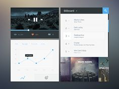 Pop songs (free PSD) by Pele Chaengsavang