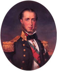 Maximilian, Habsburg Emperor of Mexico