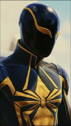 Black Spiderman, Spiderman Movie, Spiderman Spider, Amazing Spiderman, Spiderman Costume, Marvel Costumes, Marvel Comics Superheroes, Marvel Heroes, Spiderman Pictures