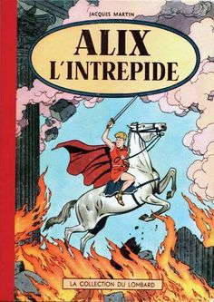 Jacques Martin (25 September 1921 – 21 January 2010) was a French comics artist and comic book creator... - http://www.afnews.info/wordpress/2015/09/25/jacques-martin-25-september-1921-21-january-2010-was-a-french-comics-artist-and-comic-book-creator/