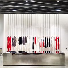The Victoria Beckham shop on #DoverStreet is exquisite. #design @victoriabeckham #retail