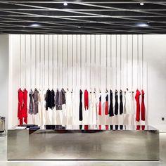 The Victoria Beckham shop on #DoverStreet is exquisite. #design @victoriabeckham #retail