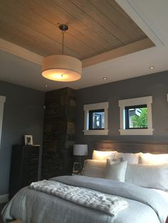 client likes this wood ceiling