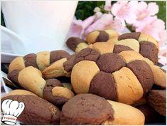 ΜΠΙΣΚΟΤΑ ΒΟΥΤΥΡΟΥ ΜΕ ΚΑΚΑΟ!!! - Νόστιμες συνταγές της Γωγώς! Greek Cookies, Cool Writing, Muffin, Food And Drink, Sweets, Cooking, Breakfast, Desserts, Recipes