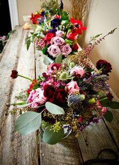 wild folk. #boston #flowers #florist