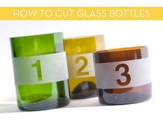 How To: Cuttin' Glass and Taking Names