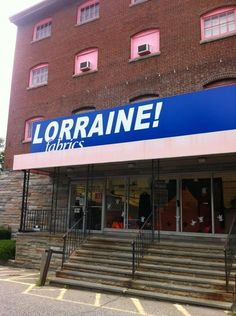 """See 10 photos and 2 tips from 127 visitors to Lorraine Fabrics. """"Go upstairs to look around before you shop downstairs, all the discounted fabrics are. Newport Rhode Island, All Things New, I Remember When, Lorraine, Quilting Ideas, Back In The Day, My Childhood, Four Square, New England"""