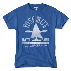 Yosemite Nat'l Park Foundation Tee