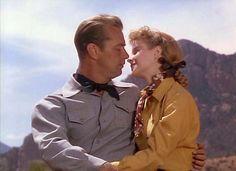 1950 - Marcado a fuego - Branded - Alan Ladd, Mona Freeman