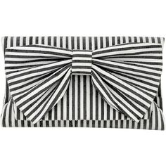 Inge Christopher Didi Fold Over Clutch (364593001) ($169) ❤ liked on Polyvore…