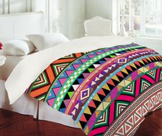 Bianca Green Overdose Duvet Cover   20 Comforters + Duvet Covers That Won't Break the Bank
