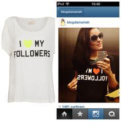 Mariah Bernardes, Php, Link, T Shirt, Women, Fashion, Fashion Now, Cute, Supreme T Shirt