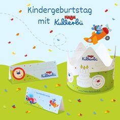 So kann der Kindergeburtstag starten! Die tolle Kullerbü-Deko zum kostenlosen Download wird die Augen von allen Geburtstagsgästen zum Strahlen bringen... inklusive die des Geburtstagskindes natürlich! Schaut vorbei unter: https://www.haba.de/de_DE/kullerbue/do-it-yourself/e/266qs?utm_source=facebook&utm_medium=post&utm_content=2017-KW37-KullerbueDIY#sp16