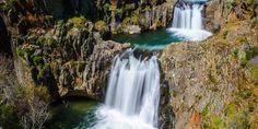 lagunas de Castilla-La Mancha Waterfall, Outdoor, Naturaleza, Outdoors, Waterfalls, Outdoor Games, The Great Outdoors