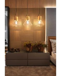 Wall paneling ideas mdf 25 Ideas for 2019 Foyer Design, Bed Design, Luxury Furniture, Home Furniture, Furniture Design, Modern Furniture, Outdoor Furniture, Interior Decorating, Interior Design