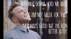Image result for never been better olly murs lyrics Olly Murs, Never Been Better, Lyric Quotes, Song Lyrics, Evolution, Quotations, Good Things, Songs, Music