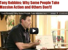 Tony Robbins: Why Some People Take Massive Action and Others Don't!