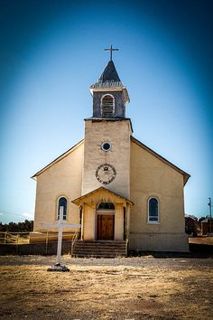 Beautiful Church photo from new mexico