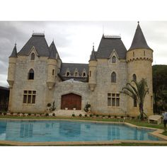 Castelo de Itaipava, maravilhoso como sempre!