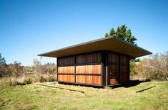 OK — False Bay Writer's Cabin