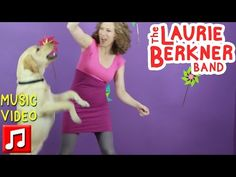 "(78) Best Kids Songs - ""My Energy"" by Laurie Berkner - YouTube"