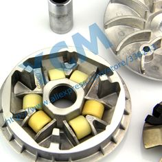 drive pulley CF125T-19 Drive Wheel Water Cooled CF125/150 Belt Pulley Wholesale Scooter Parts CFMOTO