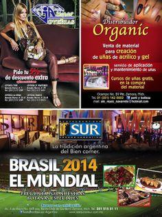 Las Ofertas del mundial, buscalas con nuestros anunciantes, compra y menciona Felipe Velarde La revista