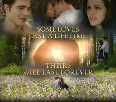 Bella and Edward - LOVE THESE CHARACTERS!!!!
