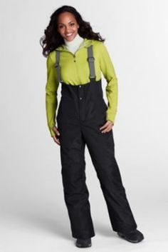 Women's Squall Bibs from Lands' End