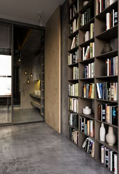 In cities where housing space is at a premium, the conversion of industrial spaces into homes is a growing trend