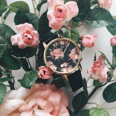 Olivia Burton, Winter Garden, Winter Wardrobe, Daniel Wellington, Pretty, Unique, Sparkle, Plant, Jewellery