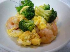 ☼超簡単♪エビとブロッコリーの卵炒めの画像