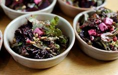 This delightfully simple beetroot salad recipe features pickled beetroot and creamy feta for a wonderful starter course or main meal accompaniment. New Recipes, Salad Recipes, Cooking Recipes, Healthy Recipes, What's Cooking, Favorite Recipes, Greek Recipes, Summer Recipes, Recipies