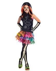 Monster High Skelita Girls Costume  sc 1 st  Pinterest & 17 best Halloween Costume Ideas images on Pinterest | Costume ideas ...
