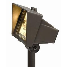 Buy the Hinkley Lighting Bronze Direct. Shop for the Hinkley Lighting Bronze Die-Cast Aluminum Outdoor Clear Glass Flood Light and save. Accent Lighting, Exterior Lighting, Home Lighting, Outdoor Lighting, Lighting Ideas, Light In, Light Bulb, Outdoor Flood Lights, C 18