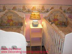 Whinnie the Pooh Nursery Theme