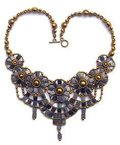 TILA Princess Necklace, Other Jewelry beads, Patterns (free) - NewPerle : vente de perles en ligne