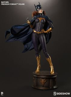 DC Comics Batgirl Premium Format(TM) Figure by Sideshow Coll | Sideshow Collectibles