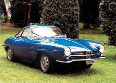 Alfa Romeo Giulietta Sprint Speciale (Bertone), 1960–62