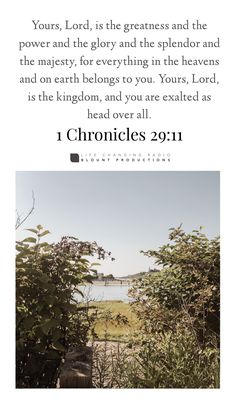 1 Chronicles, Be Exalted, Verse Of The Day, Humility, Heavens, Equality, Lord, Bible, Faith