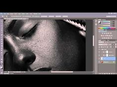 In this tutorial A-M-P shows how to dodge and burn like a pro. If you're still using the dodge and burn tools in Photoshop you need to watch... #RetouchingTutorial
