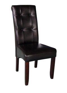 $166.34 Cosmopolitan Parson Chair