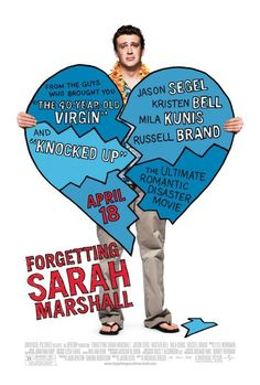 Forgetting Sarah Marshall (2008) aka the movie that never fails to cheer me up!