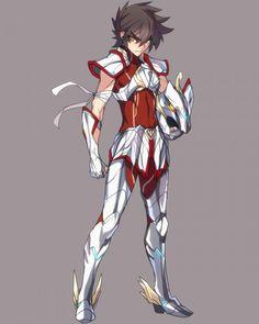Seyrin de Pegasus - O filho de Seya e Miho nasceu em 1992, ele tinha 25 anos de idade na época da invasão de Ares! Ele foi um dos heróis que lutaram no fatídico embate entre o deus da Guerra e os Cavaleiros de Atena. Seyrin herdou de seu pai a Armadura de Pegasus e mesmo Miho insistindo até o ultimo momento, não pode impedir que o filho trilhasse o caminho do pai, era chegada a hora de proteger a Terra. Mais uma vez o cavaleiro de Pegasus estaria ao lado de seus companheiros à serviço de…