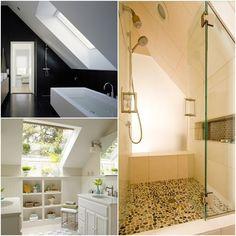 Design-Ideen-Badezimmer-mit-Dachschräge