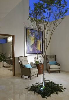 Recibidor Casa GL : Pasillos, vestíbulos y escaleras modernos de VICTORIA PLASENCIA INTERIORISMO