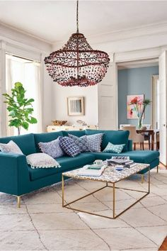 Home U2013 Honestly WTF · Living Room Decor TealBlue Living Room FurnitureLiving  ...