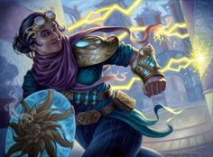 Alley Evasion - Aether Revolt MtG Art