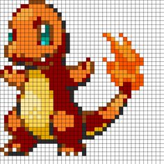 Pokémon  : agrandissez vos familles en perles Hama