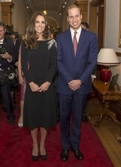 Kate Middleton - Royal Reception at the Government House